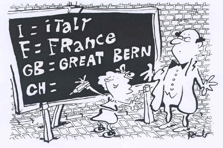 Discours Suisse - Fremdsprachenunterricht in der Primarschule - Die Tessiner ziehen die Landessprachen dem Englisch vor