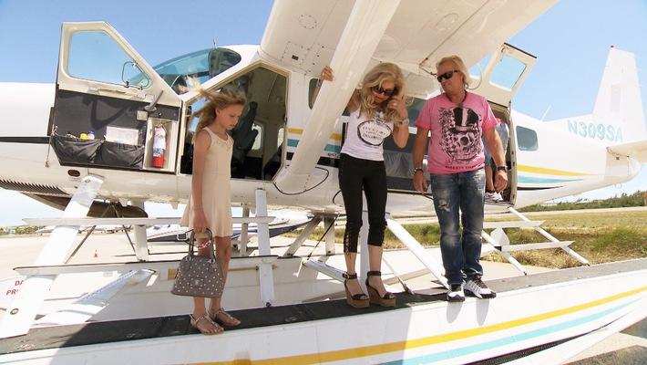 """""""Die Geissens"""" - Action-Ausflug im Wasserflugzeug"""