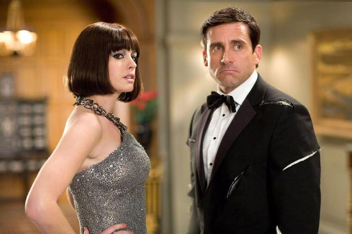 """Anne Hathaway und Steve Carell in """"Get Smart"""" auf ProSieben (mit Bild)"""