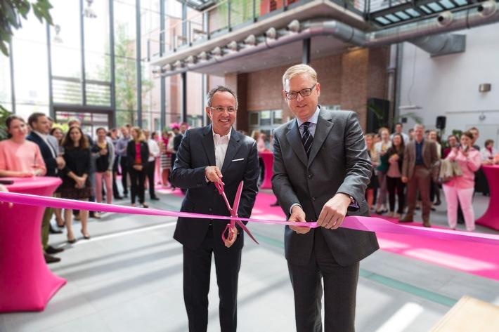 Von Dreieich nach Frankfurt: Mattel bezieht neue Deutschlandzentrale