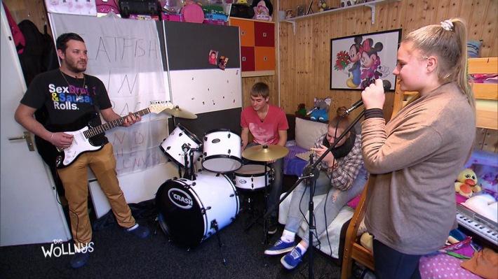 """""""Die Wollnys"""" im Dreierpack - Musik, Astrologie und ein Familienurlaub"""