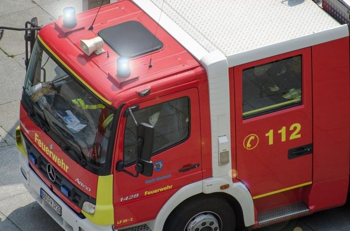 Imagebild der Feuerwehr Bochum