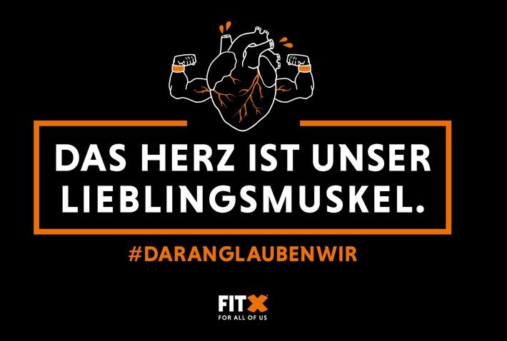 Kampagnenmotiv #DARANGLAUBENWIR