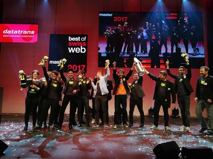 """Master of Swiss Web 2017: Ticketfrog / Weiterer Text über ots und www.presseportal.ch/de/nr/100056998 / Die Verwendung dieses Bildes ist für redaktionelle Zwecke honorarfrei. Veröffentlichung bitte unter Quellenangabe: """"obs/Best of Swiss Web/Eduard Meltzer"""""""