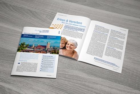 PM Immobilienmarktzahlen Landshut 2017 | PlanetHome Group GmbH