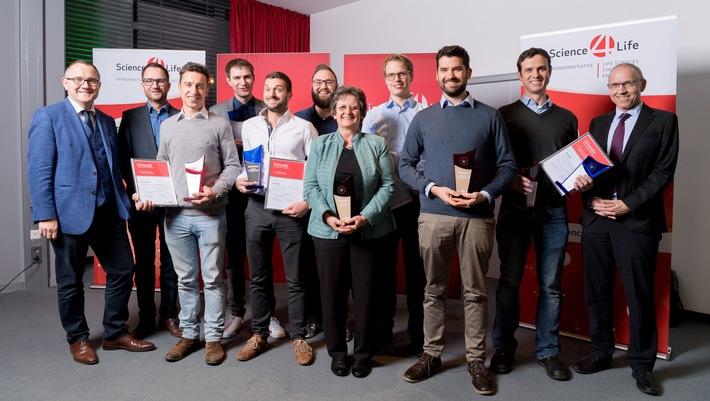 Teilnahmerekord beim Science4Life Businessplan-Wettbewerb