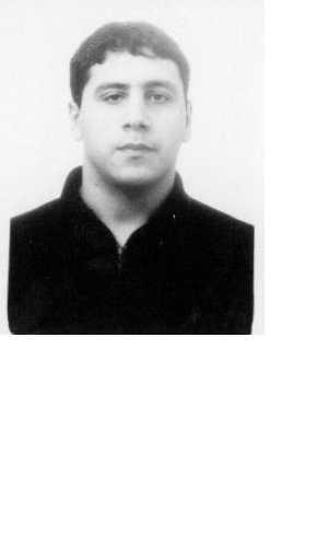 Festgenommener Ahmet G.