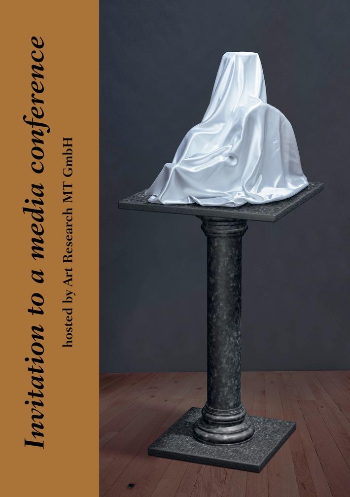 Invito alla conferenza stampa: Una coppia di sculture di Michelangelo Buonarroti sinora sconosciute