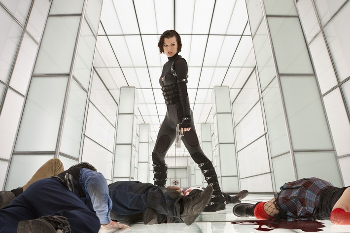 RESIDENT EVIL: RETRIBUTION - Live-Web-Chat mit Milla Jovovich und Trailer Premiere am 14. Juni 2012