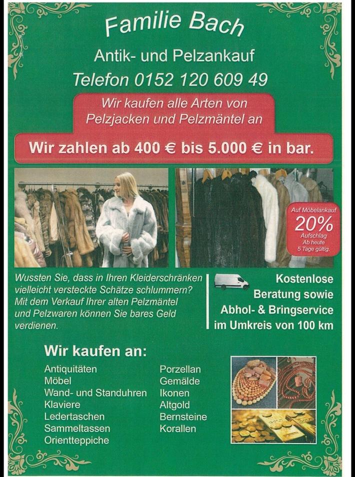 Foto: Polizei Münster (Das Foto zeigt die betrügerische Werbebeilage)