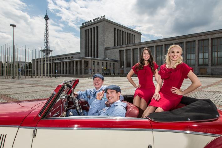MOTORWORLD Classics Berlin 2016: Eine perfekte Berliner Paarung - Hotel Adlon Kempinski und MOTORWORLD Classics Berlin