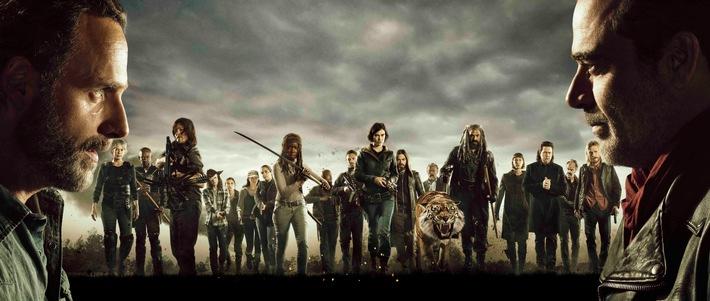 """Die 8. Staffel von """"The Walking Dead"""" ab 23. Oktober auf Fox"""