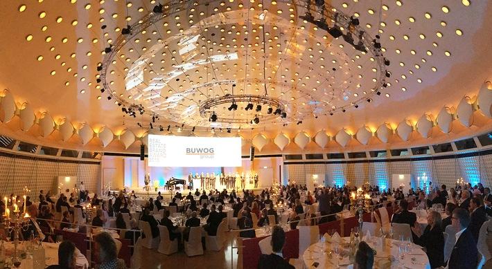 Stärkste Immobilienmarke: BUWOG gewinnt Marken-Diamant in der Kategorie Residential Österreich. Foto: BUWOG Group / buwog.com