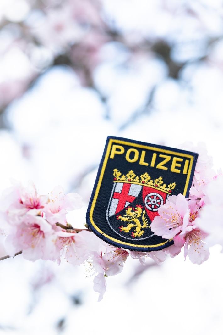 Gemeinsame Presseerklärung von Polizei, Stadtverwaltung und Feuerwehr zum bisherigen Verlauf des Gimmeldinger Mandelblütenfests
