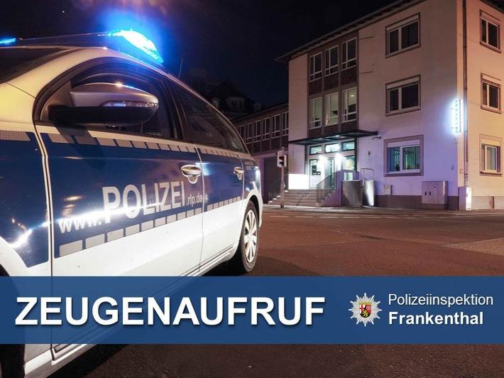 Brandstiftung in einem Einkaufsmarkt in Bobenheim-Roxheim