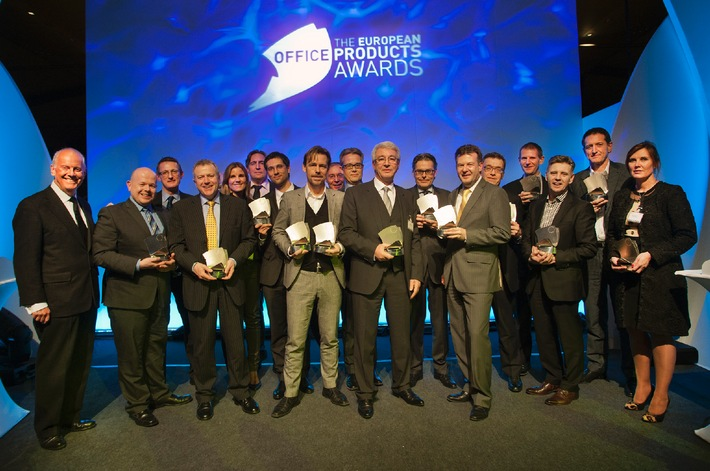 Lyreco gewinnt zum zweiten Mal den Corporate Social Responsibility Award