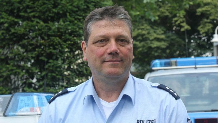 POL-BI: ST/Bielefeld-Brackwede - Neues Gesicht beim Bezirksdienst in Bielefeld-Brackwede