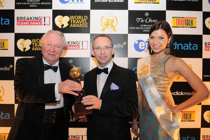 "Bookassist ist ""World's Leading Booking Engine Technology Provider"" bei den World Travel Awards 2012 - BILD"
