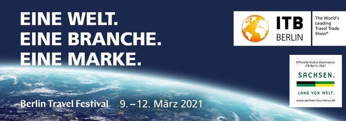 A Stream comes true! - Das Berlin Travel Festival kehrt für Privatreisende im März 2021 digital zurück