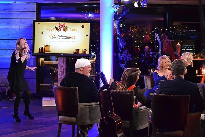 """Stars ganz nah: Gastgeber Patrick Lindner feiert gemeinsam mit zahlreichen internationalen Musikern in der SAT.1 Gold-Show den """"Winterzauber - Ein Weihnachtsabend mit Herz und Musik"""""""