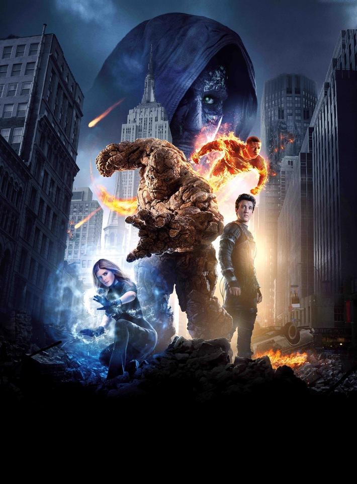 "Free-TV-Premiere ""Fantastic 4"" am 15. April auf ProSieben"