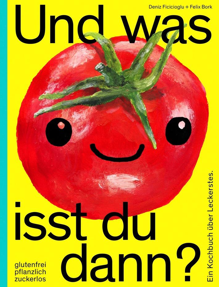 """Felix Bork und Deniz Ficicioglu: """"Und was isst du dann?"""", ISBN: 978-3-8479-0641-4"""