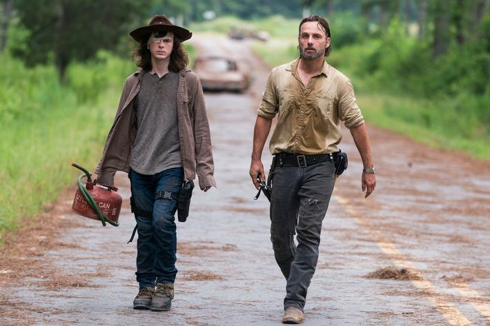 """The Walking Dead"" Staffel 8B: FOX zeigt die neuen Folgen ab 26. Februar 2018"