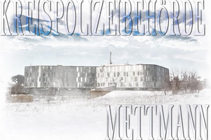 Symbolbild: Kreispolizeibehörde Mettmann