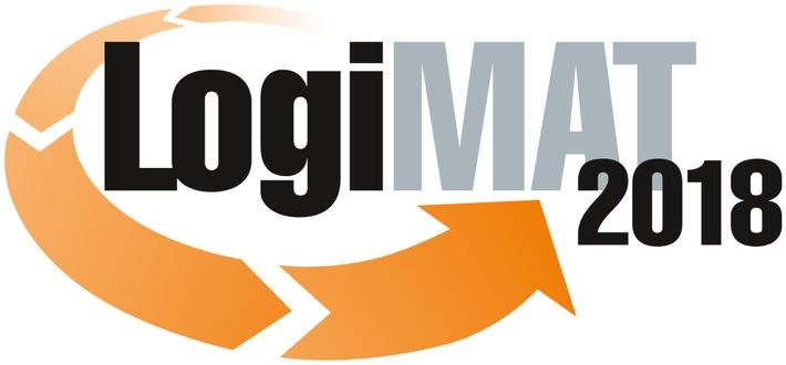 LogiMAT 2018 in Stuttgart:  Intralogistik-Software aus erster Hand