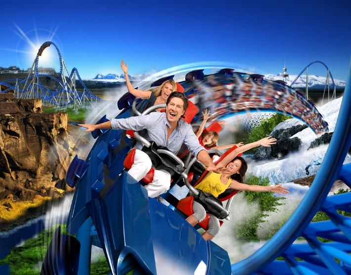 """In der Saison 2009 steht der Europa-Park, Deutschlands größter Freizeitpark, Kopf! Die Verwendung dieses Bildes ist für redaktionelle Zwecke honorarfrei. Abdruck bitte unter Quellenangabe: """"obs/Europa-Park"""""""