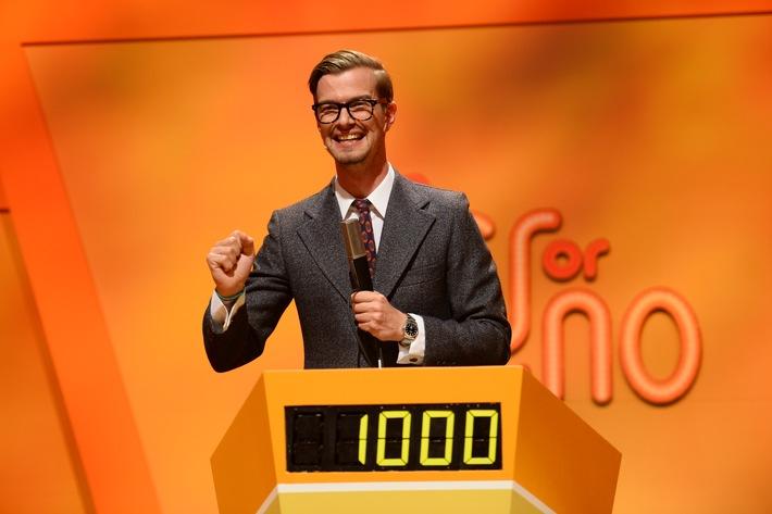 """""""The Yes or No Show"""": Joko Winterscheidt mit eigener Gameshow am Samstagabend auf ProSieben"""