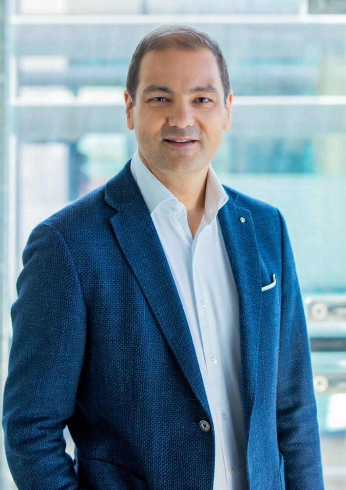 INTERSPAR Österreich-Geschäftsführer Johannes Holzleitner