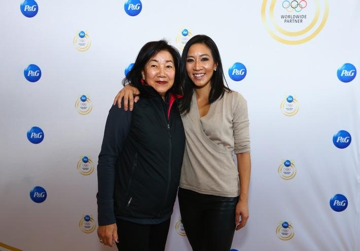 Olympische Winterspiele 2018 in PyeongChang: P&G setzt sich gemeinsam mit Athletinnen aus aller Welt gegen Vorurteile ein