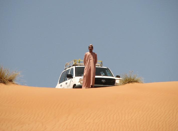 """Lehmburgen und Wüsten-Wadis, farbenfrohe Souks und duftende Gewürze - der Oman ist immer noch ein Stück Morgenland wie aus dem Bilderbuch, aber auch ein Schritt ins Übermorgenland, wie man bei der Ankunft in der Hauptstadt Maskat schnell merkt. Die Verwendung dieses Bildes ist für redaktionelle Zwecke honorarfrei. Abdruck bitte unter Quellenangabe: """"obs/Studiosus Reisen"""""""