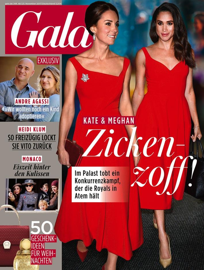 Steffi Graf und Andre Agassi dachten lange an Adoption