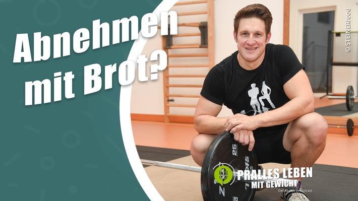 Abnehmen mit Brot? Olympiasieger Matthias Steiner erklärt bei health tv seine Ideen für gesunde Ernährung