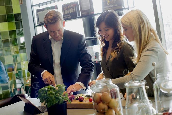 BSH erwirbt Mehrheit an der globalen Food-Plattform Kitchen Stories