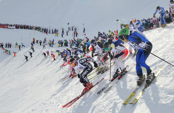 ITB 2014: St. Anton am Arlberg lockt zum Winterfinale mit perfekten Pisten und Events - BILD