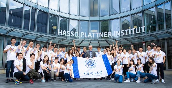 Summer School: IT-Studierende aus China zu Gast am HPI