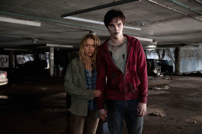 """Zombies sind auch nur Menschen! Free-TV-Premiere """"Warm Bodies"""" am 12. April 2015 auf ProSieben"""