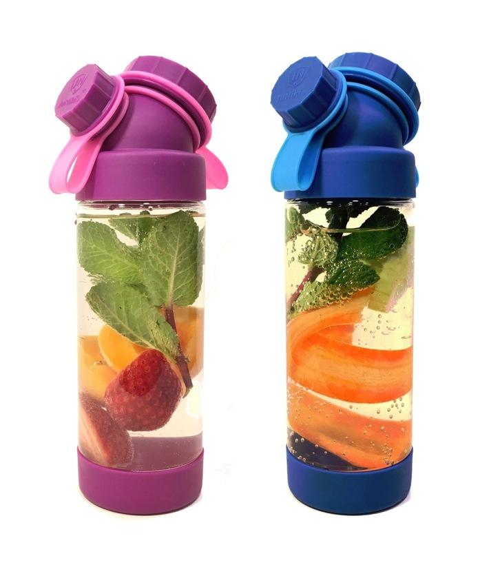 Gesunde Getränke für die Schule - am besten in nachhaltigen ...