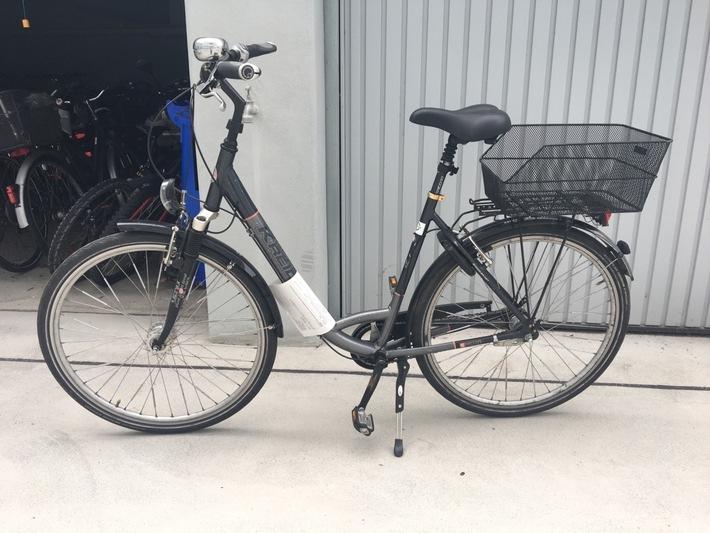 Wer kennt den Besitzer und /oder das Rad?