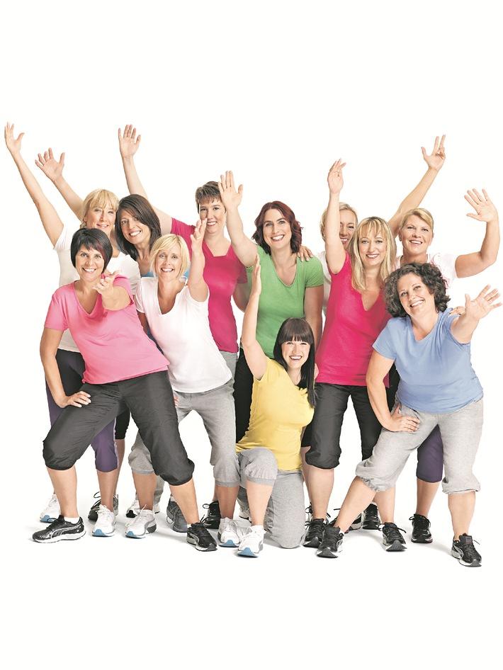 """Fast 1000 Frauen haben sich mit ihrer individuellen Erfolgsgeschichte für den Titel der diesjährigen """"Mrs.Sporty des Jahres"""" beworben - jetzt startet unter https://www.mrssporty.de/mrssporty-des-jahres-2013-jetzt-abstimmen das große Online-Voting / Die Verwendung dieses Bildes ist für redaktionelle Zwecke honorarfrei. Veröffentlichung bitte unter Quellenangabe: """"obs/Mrs.Sporty GmbH"""""""