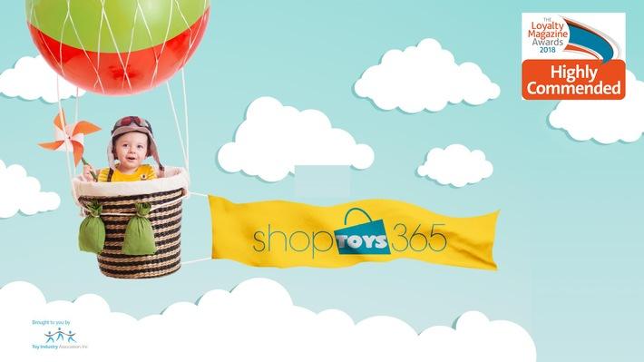 ShopToys365, powered by Balluun, bei den Loyalty Magazine Awards geehrt