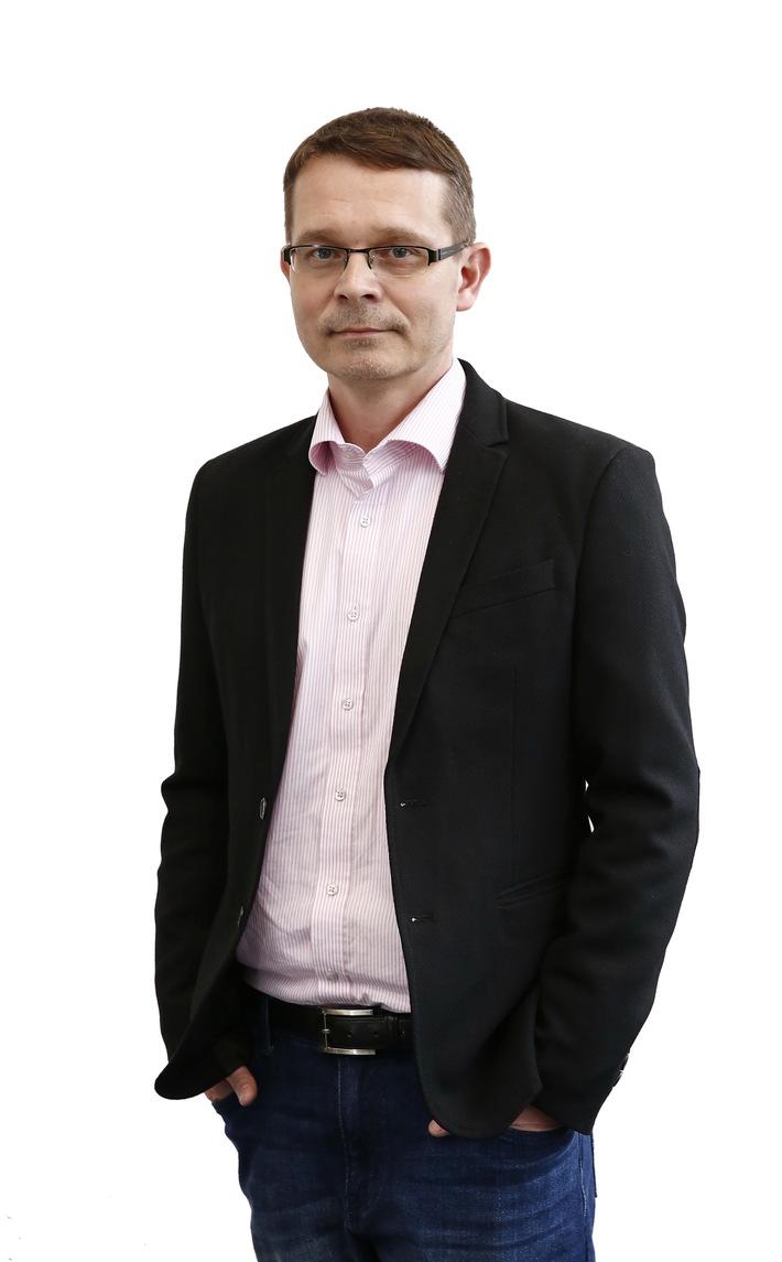 Norbert Gedei wird neuer Chefredakteur von Blikk