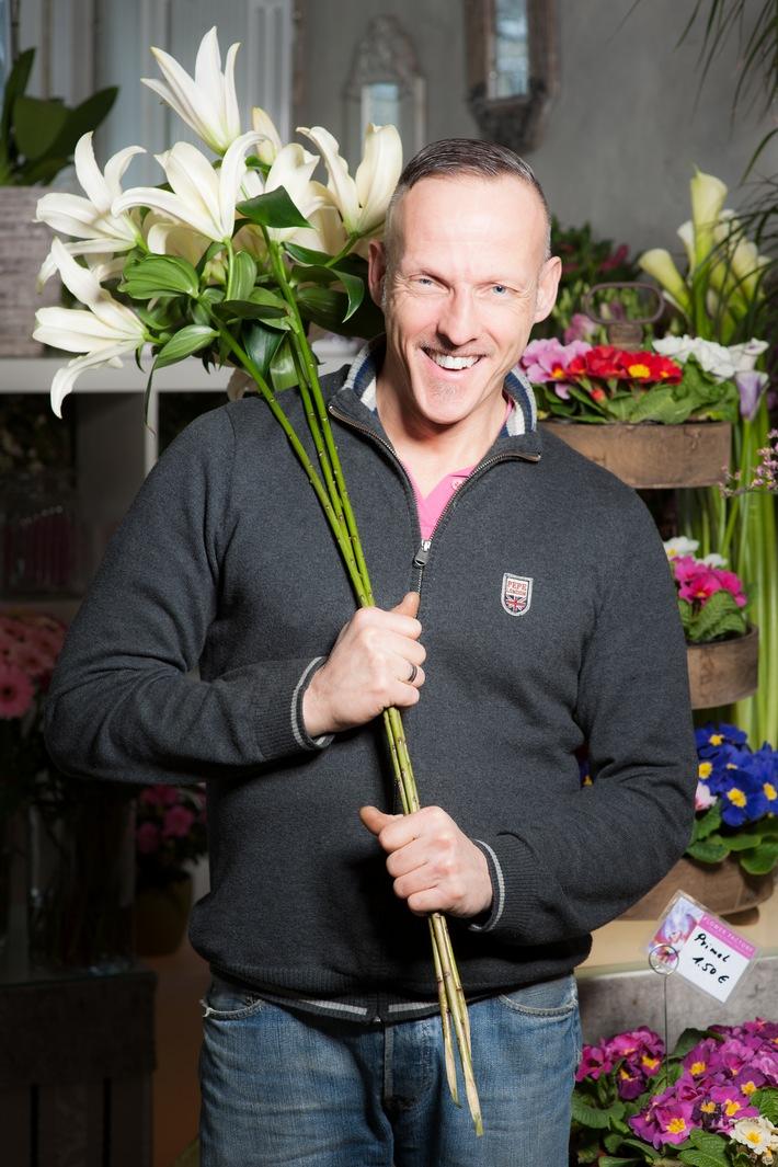 Rosarote Hektik: der Valentinstag aus Floristen-Perspektive