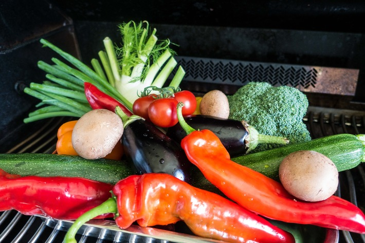 Vegetarisch grillen: leckerer und gesunder Sommergenuss