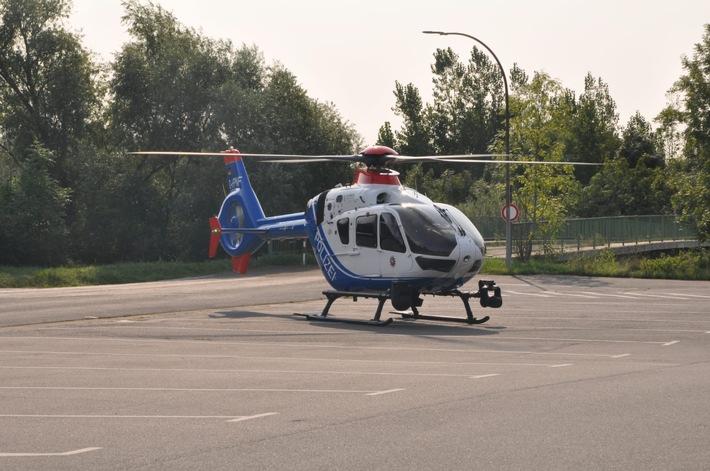 POL-STD: Kupferdiebe nach Hubschrauber- und Drohneneinsatz in Stade-Bützfleth festgenommen.