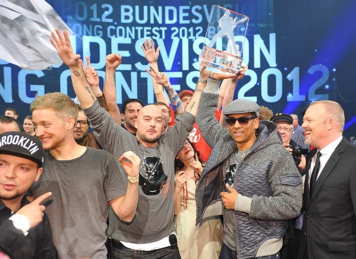 Favoritensieg Beim Bundesvision Song Contest 2012 Xavas Holen