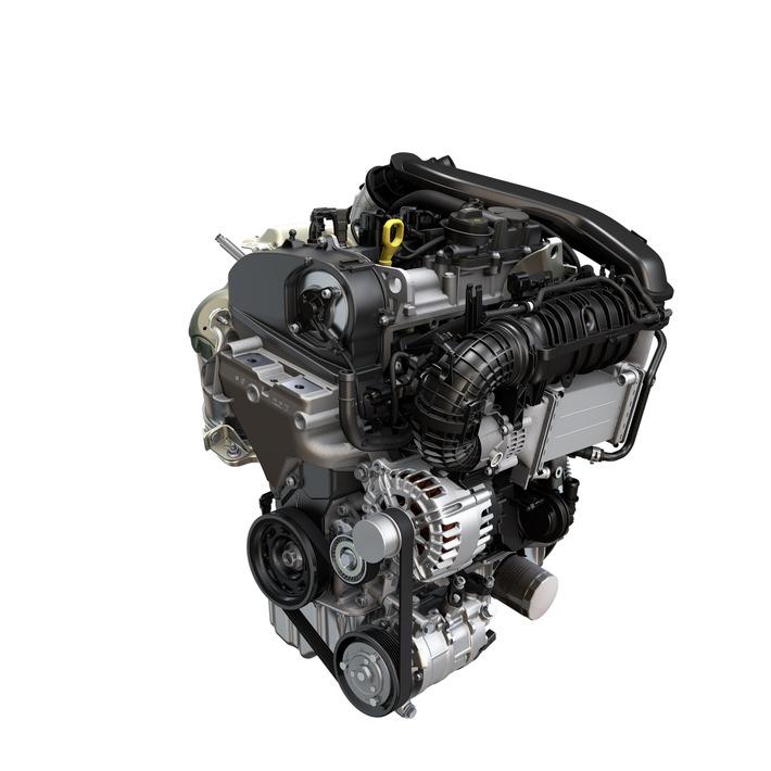 Neu im SKODA OCTAVIA L&K: 1,5-Liter-Turbobenziner mit aktivem Zylindermanagement